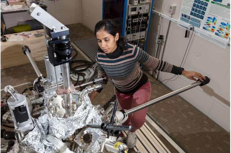 Researchers identify ultrastable single atom magnet