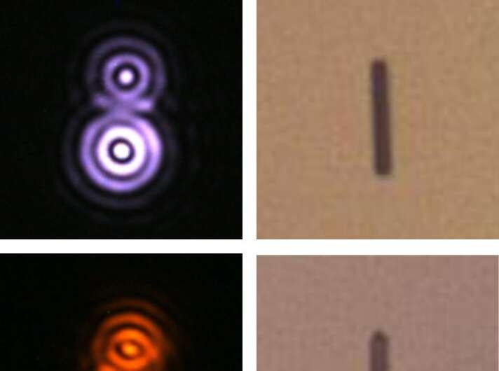 Οι ερευνητές συνδυάζουν οπτικές συσκευές από πολλά υλικά σε ένα μόνο τσιπ