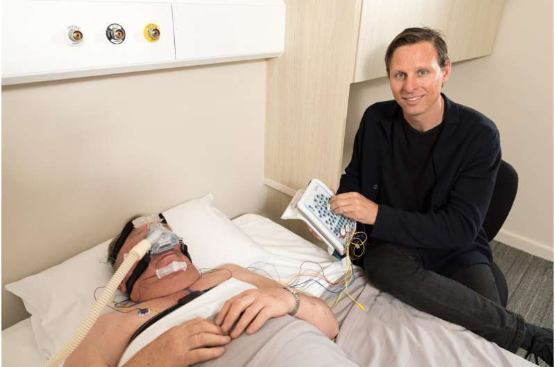 Researchers reduce severity of sleep apnoea by at least 30 percent