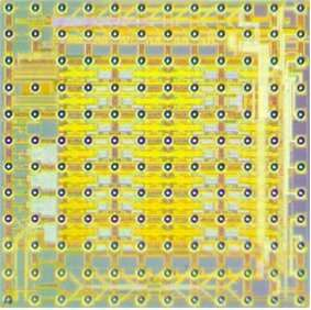 Researchers report fully integrated quantum processor operating at 3.7 K using commercially available technology
