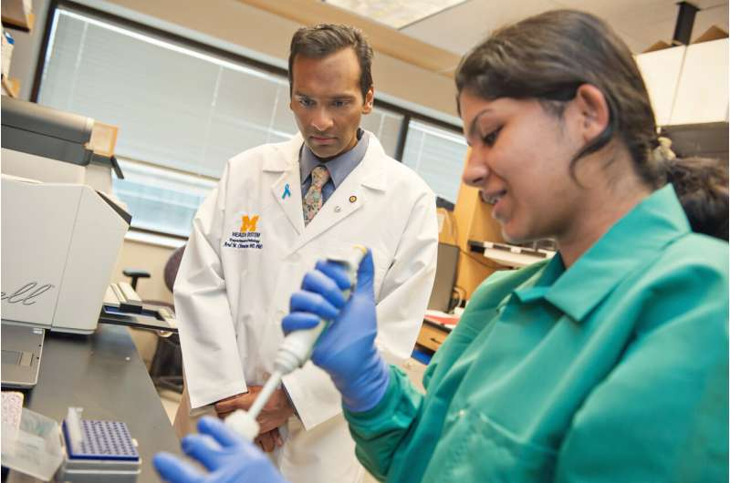 Researchers uncover a way to harness the power of immunotherapy for advanced prostate cancer