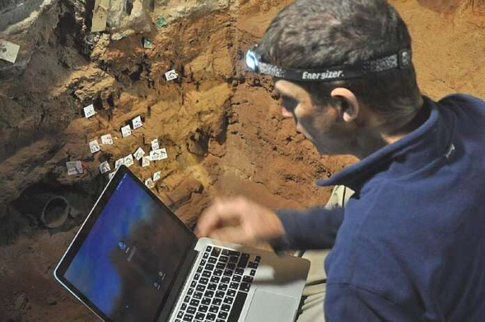 Researchers unveil oldest evidence of human activity in African desert cave