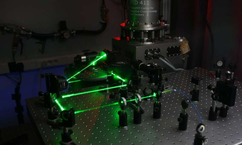Researchers isolate single artificial atoms in silicon
