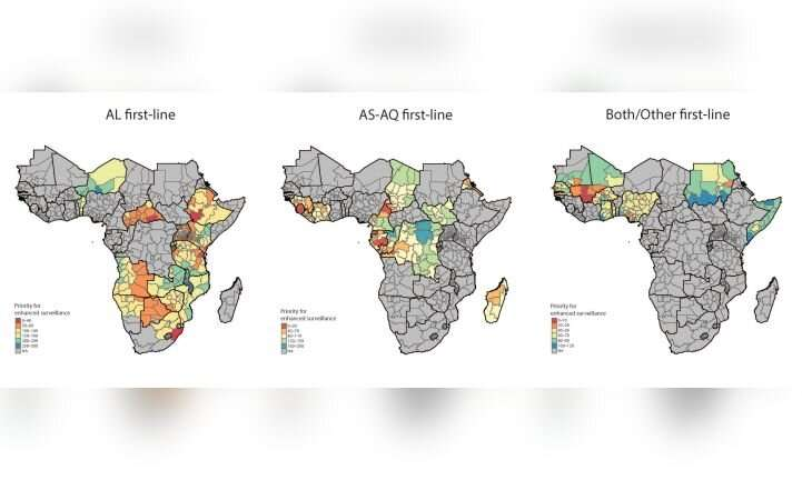 Resistance to antimalarial drugs measured, mapped by YSPH researchers