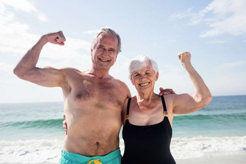 Resistance training benefits older women just as much as older men