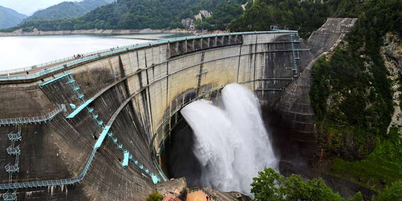 Retrofitting dams for more renewable energy in the world