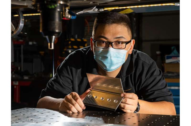 Riveting technology enables lightweight magnesium fasteners for fuel efficiency