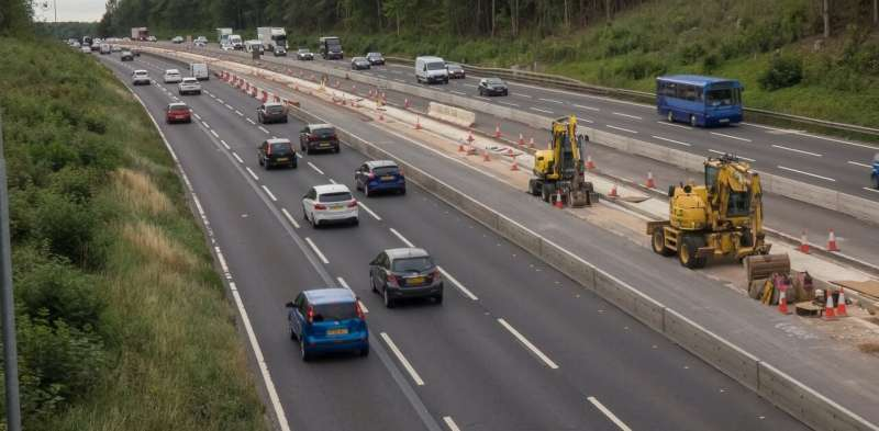Road building won't cut congestion or boost the economy