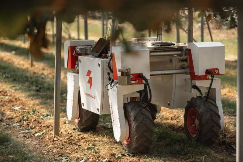 Robot farmers could improve jobs and help fight climate change – if they're developed responsibly