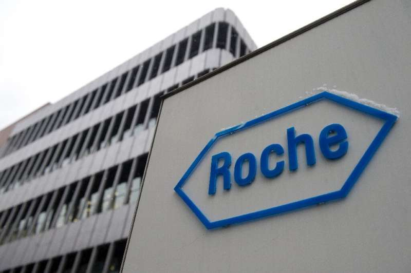 """Roche said its anti-Covid cocktail """"significantly shortens"""" symptoms"""