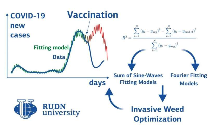 RUDN mathematician builds a COVID-19 spread model -- it shows how vaccination affects pandemic