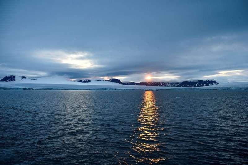 La Russie, dont un tiers se trouve dans le cercle polaire arctique, se réchauffe plus vite que la moyenne mondiale, selon le Rosgidromet me