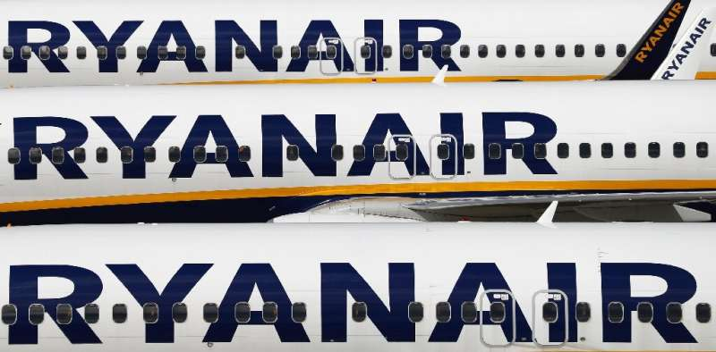 Ryanair has warned of a record annual net loss of almost 1.0 billion euros ($1.2 billion) for its financial year to March, as th