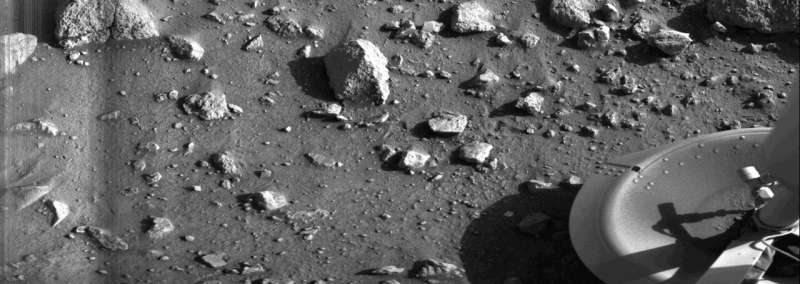 Salts could be important piece of Martian organic puzzle, NASA scientists find