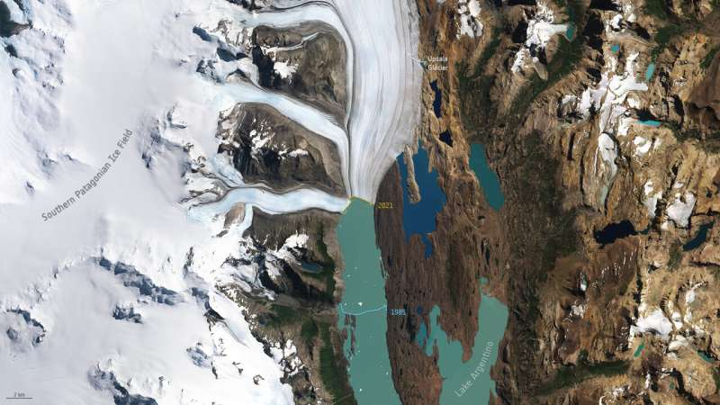 Satellite data provide valuable support for IPCC climate report