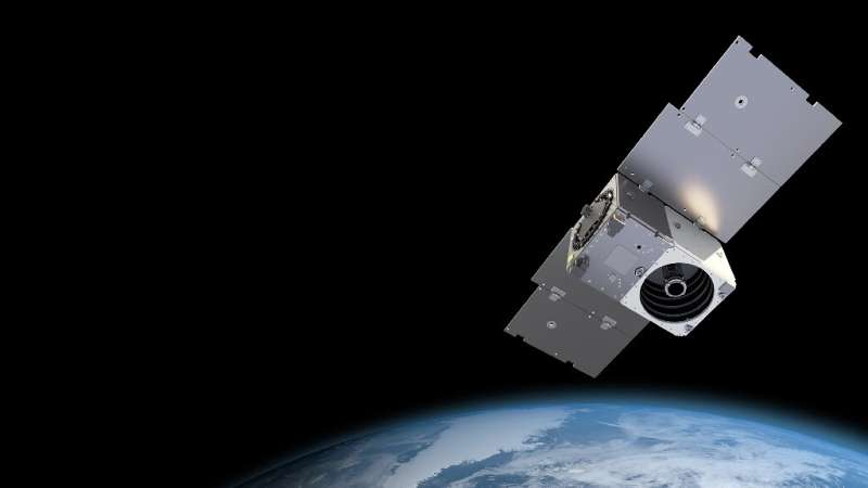 Satellite data provider Plant says its new satellites will be able to road markings on the ground