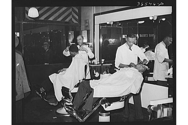 Saving Lives in Black Barbershops