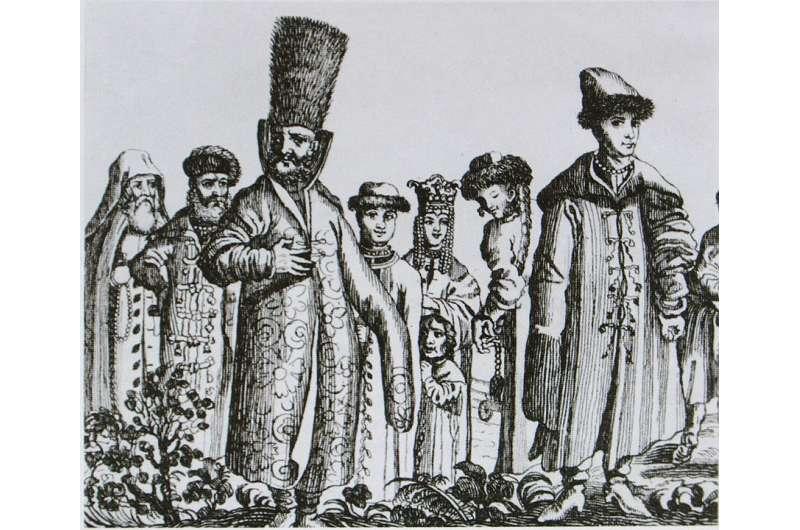 Scholars determine Tsar Boris Godunov's exact date of birth