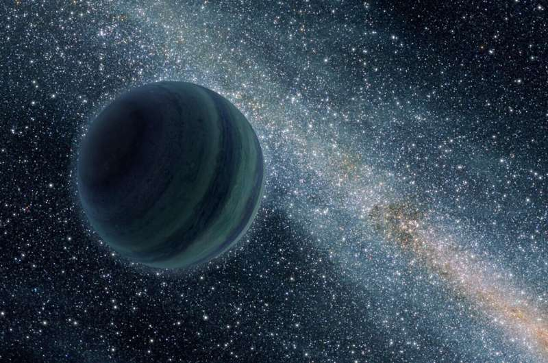 Scientist Looks to AI, Lensing to FindMasses ofFree-Floating Planets