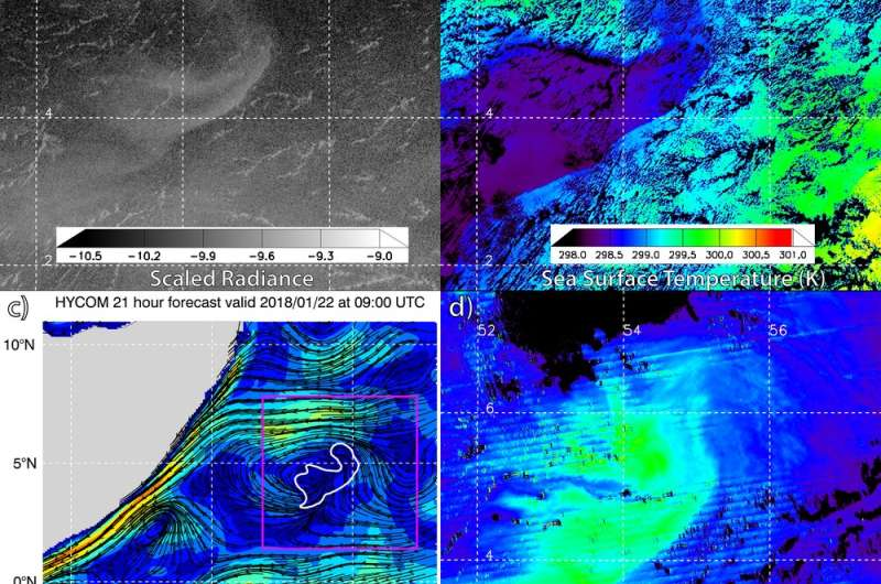 Scientists are using new satellite tech to find glow-in-the-dark milky seas of maritime lore