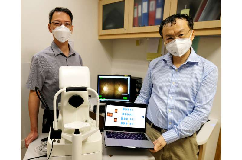 Scientists develop AI-powered system to diagnose glaucoma using eye images