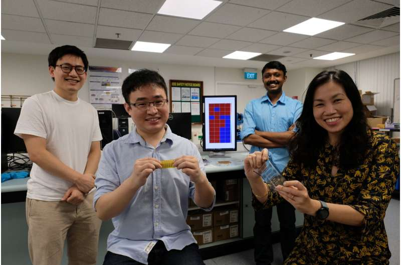 Scientists develop lightweight tactile sensors that could pave the way for robot 'skins' and medical devices