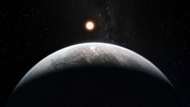 Scientists discover new exoplanet with a mature atmosphere for study
