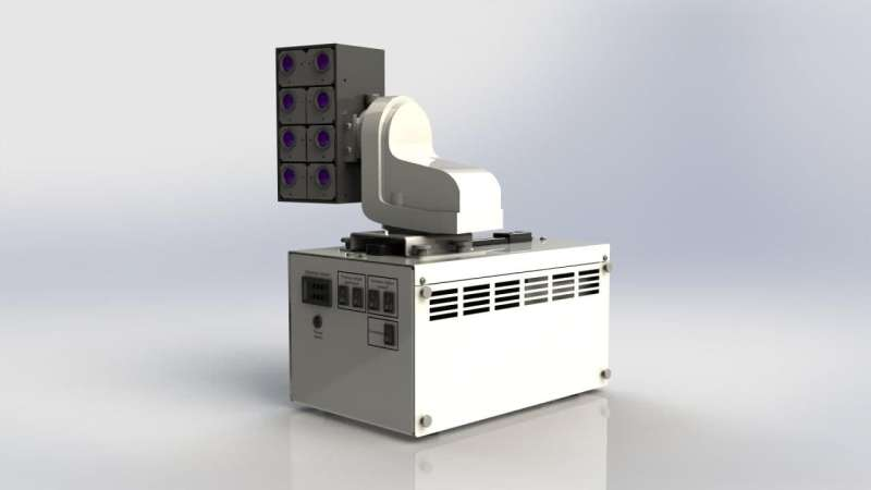 Scientists ensure high resolution measurements for carbon diplomacy