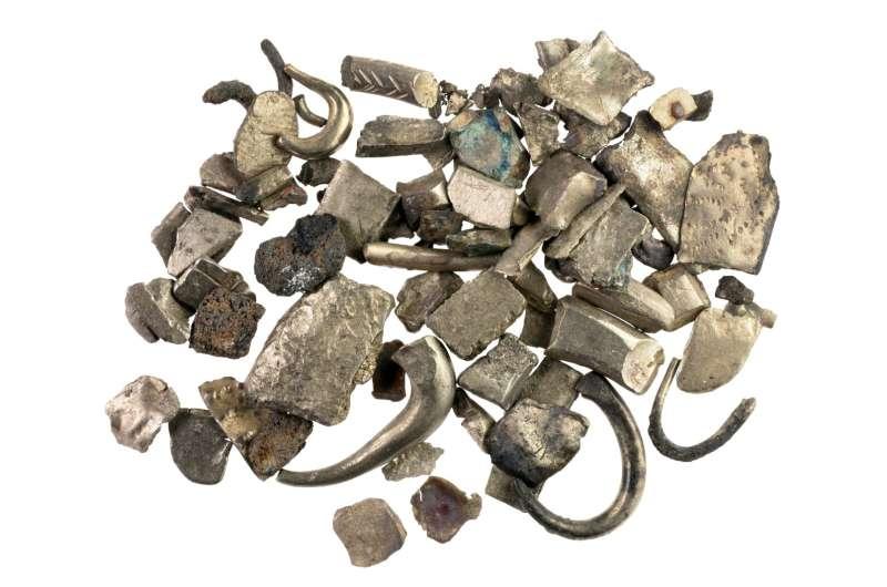 Scientists reconstruct Mediterranean silver trade, from Trojan War to Roman Republic