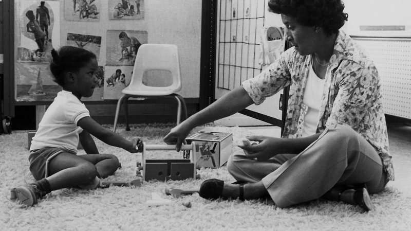 Scientists say active early learning shapes the adult brain
