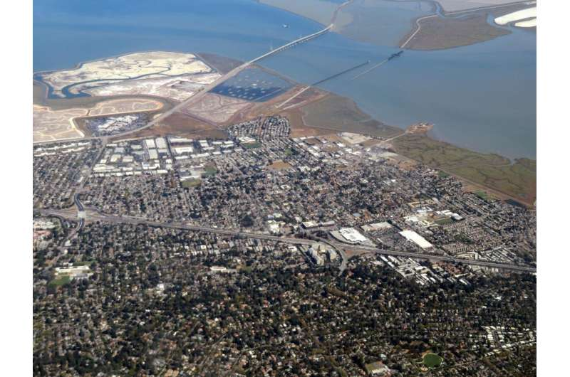 Sea-level rise may worsen existing Bay Area inequities