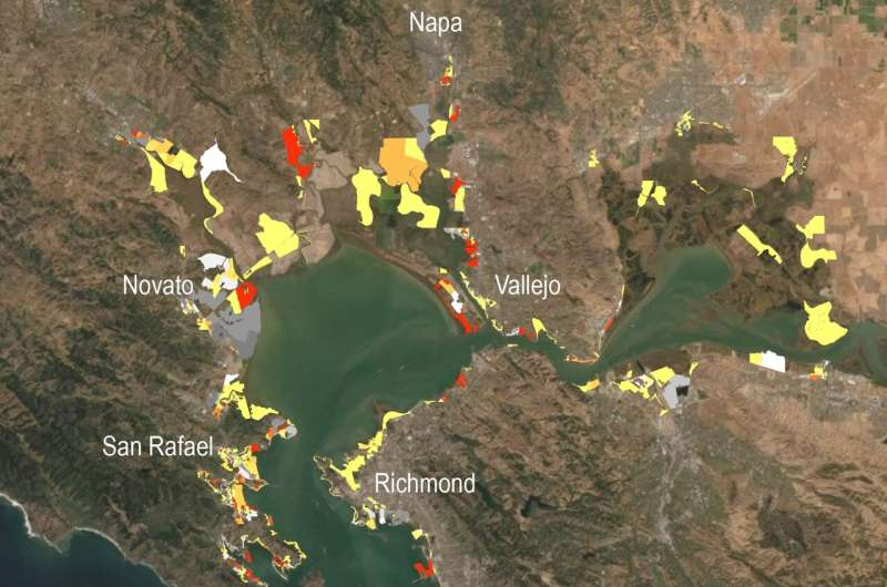 Sea-level rise solutions