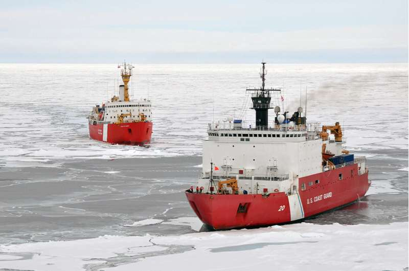 Seattle-based icebreaker will make Northwest Passage transit in new Arctic mission