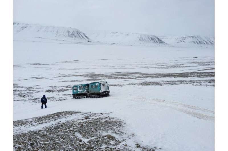 Seismic monitoring of permafrost uncovers trend likely related to warming