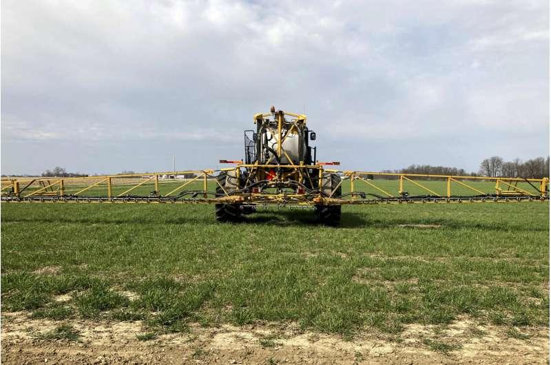 Senate OKs bill to certify farm practices limiting emissions