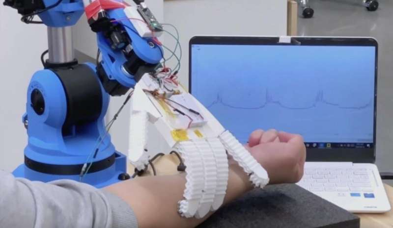Sensing robot healthcare helpers being developed at SFU