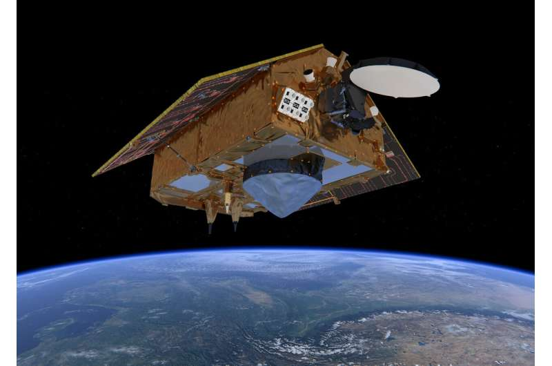 Sentinel-6 passes in-orbit tests with flying colours