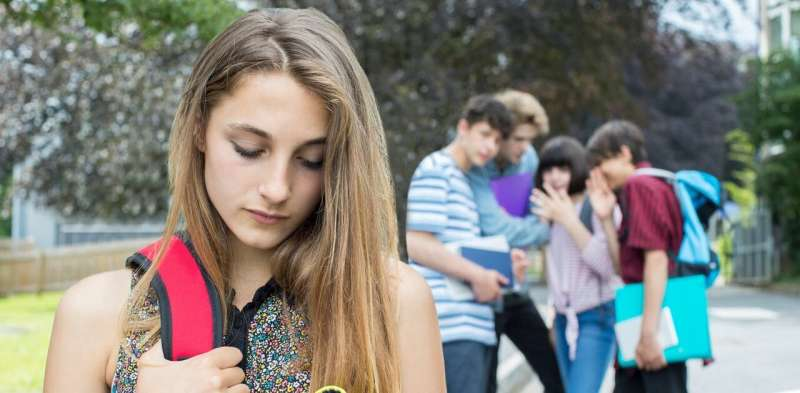 Sexual bullying among girls contributes to cultural misogyny. We need to take it seriously