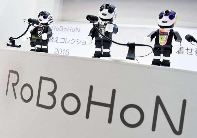 Sharp's Robohon has also enjoyed a rise in sales