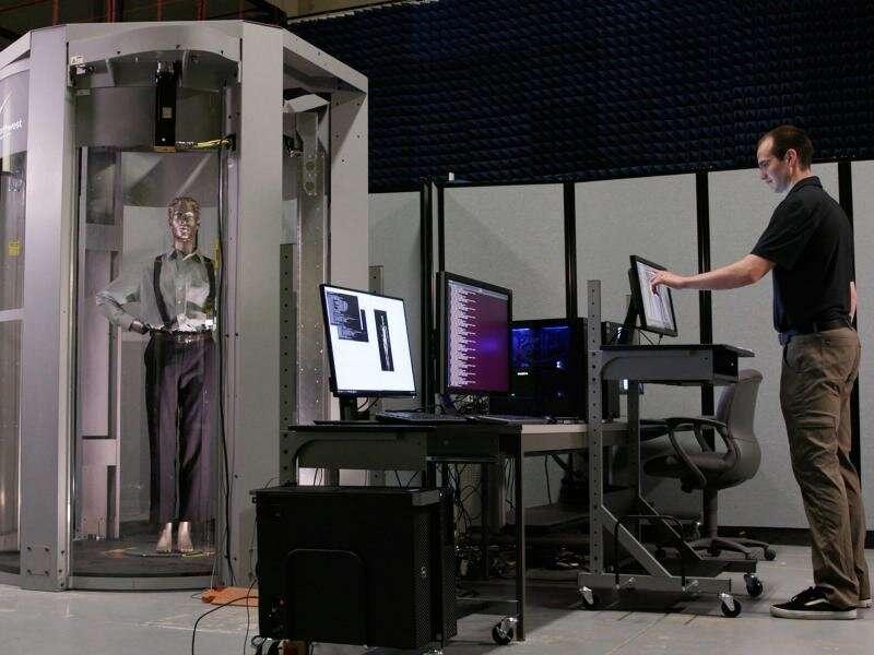 Shoe scanner technology on the horizon
