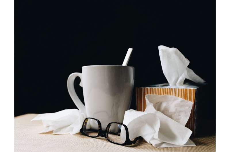 sick at home