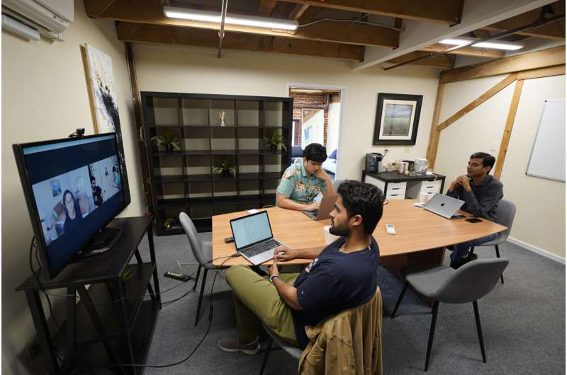 Silicon Valley finds remote work is easier to begin than end