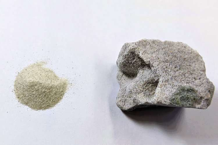 Simple chemistry will enhance the sustainability of concrete production
