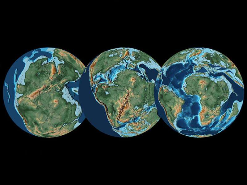 Simulating 195 million years of global climate in the Mesozoic