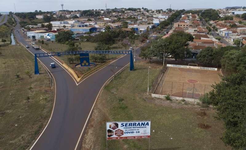 Sinovac vaccine restores a Brazilian city to near normal