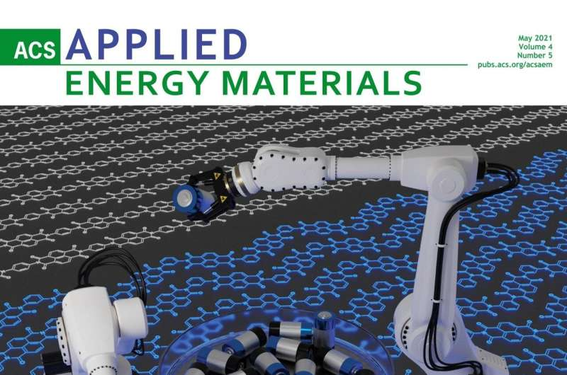 Skoltech researchers proposed an attractive cheap organic material for batteries