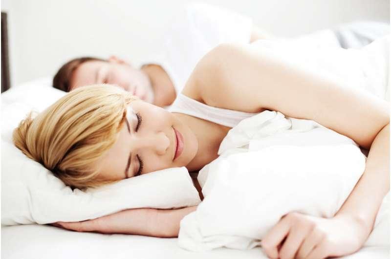 Sleep maximizes vaccine effectiveness