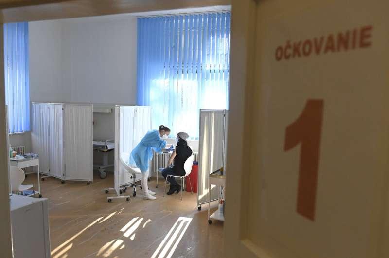 Slovakia sees virus deaths soar, blames U.K. variant thumbnail