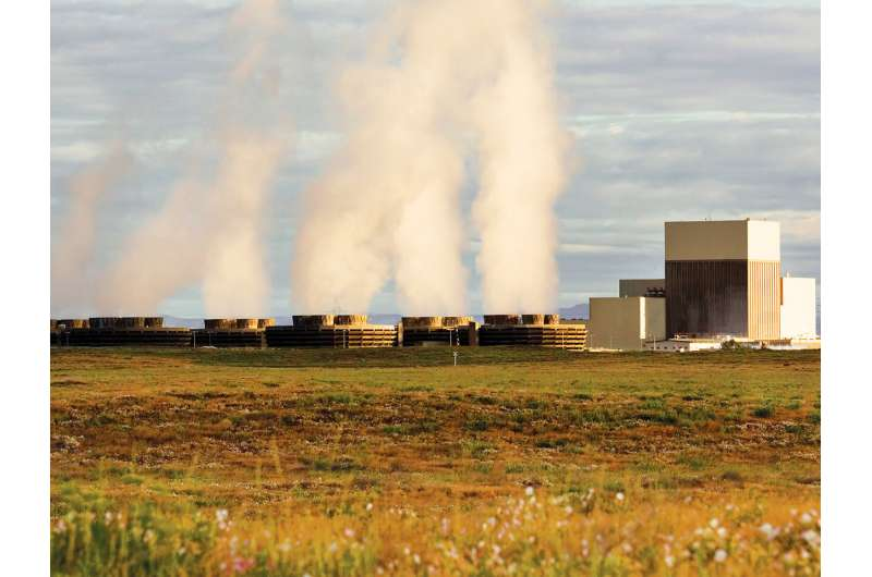 Small, modular reactors competitive in Washington's clean energy future