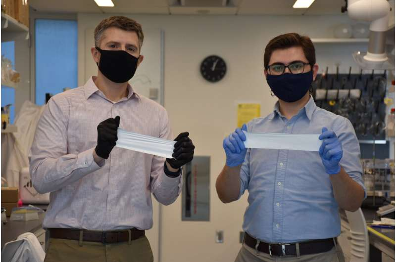 """""""Smart bandage"""" detects, could prevent infections"""